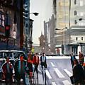 Busy City - Chicago by Ryan Radke