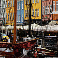 Busy Nyhavn by Marko Ristic