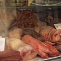Butcher's Shop In Venice by Michael Henderson