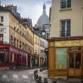 Butte De Montmartre by Inge Johnsson
