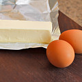Butter And Eggs by Louise Heusinkveld