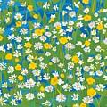 Buttercups And Daisies by Sarah Gillard