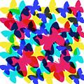 Butterflies by Bee-Bee Deigner