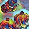 Butterflies For Children 1 by Megan Walsh