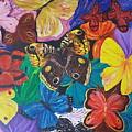 Butterflies 2 by Rita Fetisov