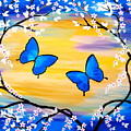 Butterfly Bliss by Cathy Jacobs