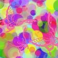 Butterfly Bubbles by Lorrie Morrison