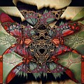 Butterfly Effect 2 / Vintage Tones  by Elizabeth McTaggart