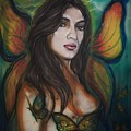 Butterfly Fairy by Americo Salazar