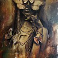 Butterfly Girl.  by Tatiana Siedlova