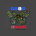 Butterfly Good And Bad  by Susanna Katherine