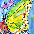 Butterfly by Jeffrey Shutt Age Six