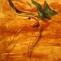 Butterfly Kiss - Tile by Gloria Ssali