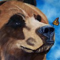 Butterfly Kisses by Debbie LaFrance