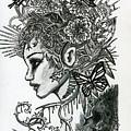 Butterfly by Kita Liosatos