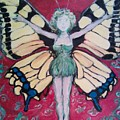Butterfly Lady by Todd Artist