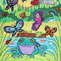 Butterfly Lake by Nick Gustafson