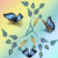 Butterfly Love by Ericamaxine Price