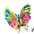 Butterfly by Nancy Nuce