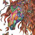 Butterfly Pony by Sherry Shipley