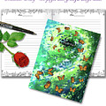 Butterfly Vortex Journal Watercolor Cover By Irina Sztukowski by Irina Sztukowski