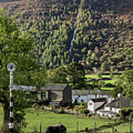 Buttermere Village by Graham Moore