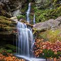 Buttermilk Falls by Ryan Kirschner