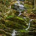 Buttermilk Falls by Saurav Pandey