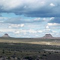 Buttes by Margaret Fortunato