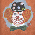 Buttons The Clown by Arlene  Wright-Correll