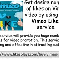 Buy Vimeo Likes by Abel Son