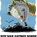Buy War Savings Bonds by War Is Hell Store