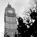 Bw Big Ben London 2 by Lexa Harpell