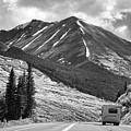 Bw Mobile Home Travel Alaska  by Chuck Kuhn