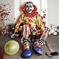 By Blood A King In Heart A Clown by Clinton Lofthouse