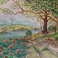 By The Brook by Swarna Sitaraman
