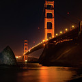 By The Golden Gate by Brian Tada