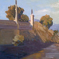 By The La River by Ann Dudrow