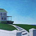A House By The Sea by Thomas Kever