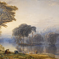 By The Waters Of Babylon by Anthony Vandyke Copley Fielding