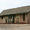 Bygone Whistle Stop by Gregory Jeffries