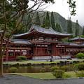 Byodo-in Temple by Randy Edwards