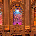 Byrd Theater Alcoves by Jemmy Archer