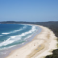 Byron Bay Tallow Beach, Australia by Martin Berry