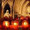 Byzantine Candles by Mimi B