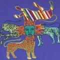 Byzantine Lion by Sonja Yunda