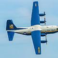 C-130 Fat Albert by Nick Zelinsky
