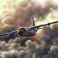 C-130 Hercules by Dave Luebbert