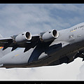 C-17 Globemaster IIi Poster by Tommy Anderson