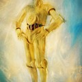 C-3po by Dan Sproul
